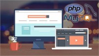 PHP & MySQL Scratch Web Developer - Learn the First 25 Codes