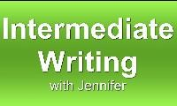Intermediate Writing Skills Course with Jennifer