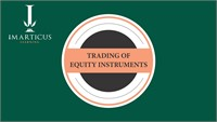 Trading of Equity Instruments