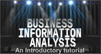 Introductory course to Business Information Analysis