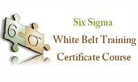 Lean Six Sigma White Belt Training Certificate Course