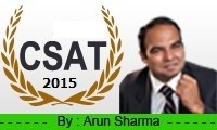 CSAT 2014 Comprehensive Online Course by Arun Sharma