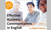 Effective Business Communication in English FREE EDITION