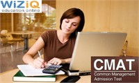 CMAT 2014 February Online Full Preparation Course