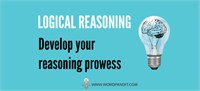 LOGICAL REASONING-ALL TOPICS-SELF PACED ONLINE LEARNING COURSE