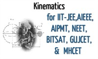 Physics (Module-1) : Kinematics for IITJEE, AIEEE, AIPMT