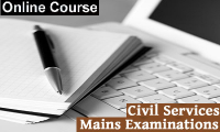 UPSC Civil Services IAS Mains Exam Prep Courses