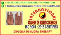 Diploma in Mudra Therapy