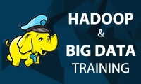 Hadoop Big Data Training with Live Scenarios of Project for $149