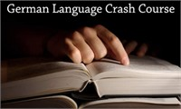 German Language Crash Course