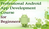 Android Course with Certificate (Professional Android App Development)