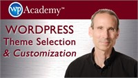 WordPress Theme Selection & Customization