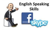 Use Facebook and Skype to Improve Your English Speaking Skills
