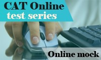 CAT-MBA 2014 Online Mock Test Series Course