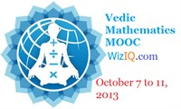 The High Speed Vedic Math Massive Open Online Course (MOOC) for All