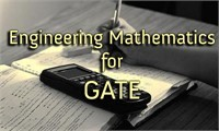 Engineering Mathematics for GATE 2014 Exams