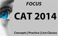CAT 2014 Complete Online Preparation
