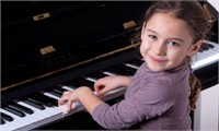Piano 1 Lessons for Kids