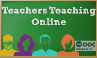 teachers teaching online mooc