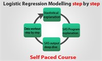 Logistic Regression Modelling (Credit Scoring) using SAS -step by step