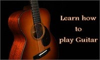 Learn to play Guitar: Free Introductory Lesson & Presentation Course
