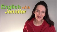Learn English Vocabulary with Jennifer on WizIQ: A free trial class