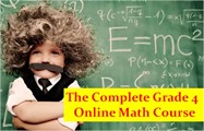 The Complete Grade 4 Online Math Course