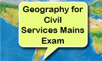 Geography for UPSC Civil Services IAS Mains Exam with Lakshya IAS