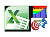 Data Analysis (Statistical Analysis / Optimization) using MS Excel
